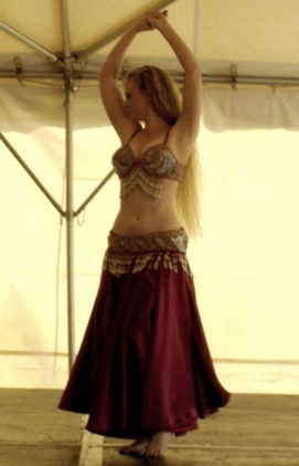 Kesavah Belly Dance Classes in Nelson BC