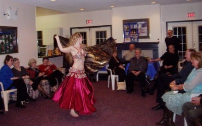 Belly Dance Restaurant Etiquette