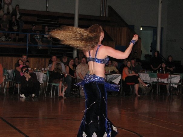 Kesavah Belly Dance Performances in Nelson BC