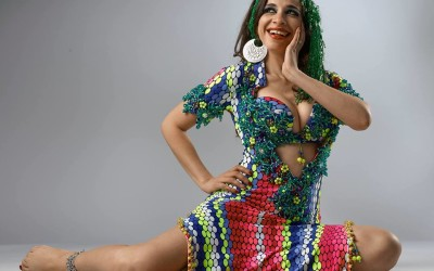 Belly Dance Workshop with Nada El Masirya in April!