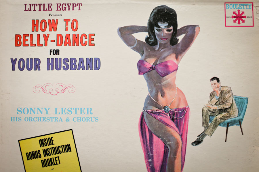 How to Belly Dance for your Husband